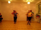 Отчетный вечер. Русский народный танец (стилизация).